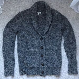 "Madewell ""Grandpa"" Wool Sweater"